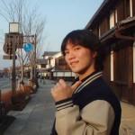 2001年当時の野村(25)