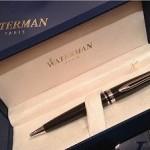 ウォーターマンのボールペンに潜むストーリーが味わいをつける